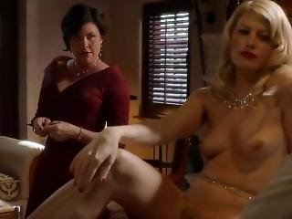 Meredith Ostrom Nude (only Boobs Scene)