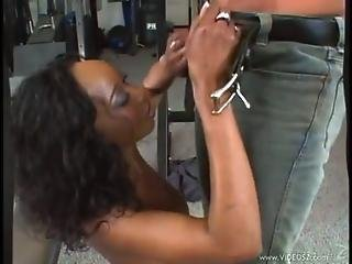 Sport And Sex With Ebony