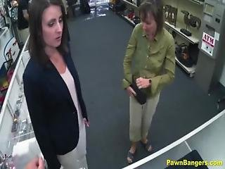 Customer S Wife Fucks Shop Owner
