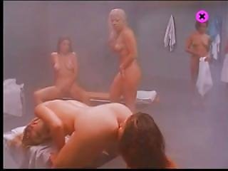 Bathroom, Big Tit, Blonde, Brunette, Fetish, Lesbian, Pornstar, Prison