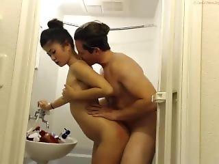 Wmaf - Japanesecute (jay And Sakura) Shower