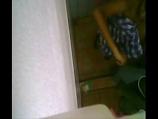 Indian College Girl Nude Bathing Hidden Cam Video