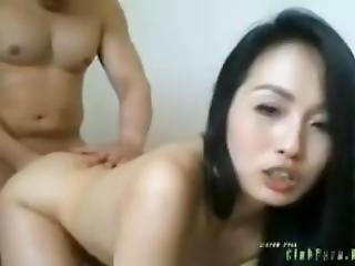 White Man Banging His China Doll Like A Cheap Chinese Prostitute