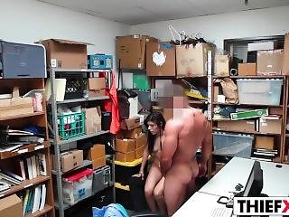 Taking His Penis Will Set This Teen Thief Free