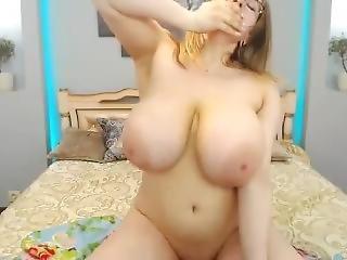 stort bryst, bryst, bunny, fetish, webcam
