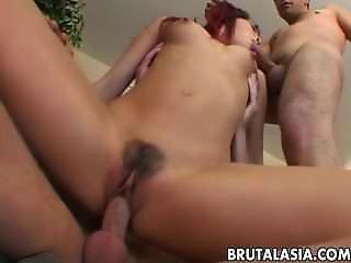 Azjatka, Seks Grupowy, Hardcore, Japonka, Gwiazda Porno, Zachwycająca, Seks