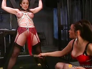 Binds The Body Of His Rope Knots