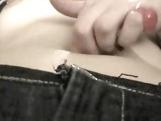 Belly Button Spit Fingering