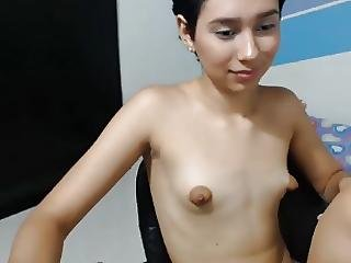 Tiny Tits Puffy Nipples