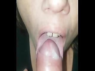Ruined Orgasm Licking The Head Of My Cock To A Ruined Orgasm.