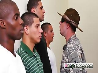 armáda, umění, gay, hardcore, nadržené, mezirasové, sex, uniforma