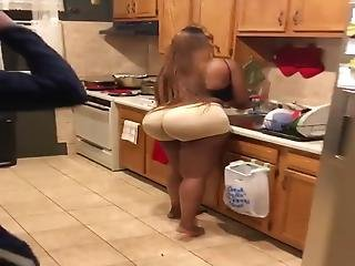 Fuck In Kitchen With Mom