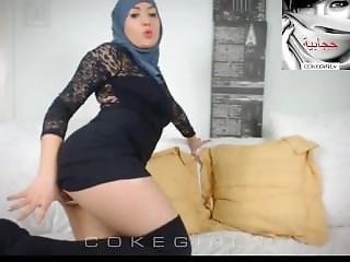Muslimgirll Red Thong