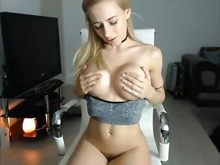 Stort Bryst, Blond, Tysk, Sexet, Hustru, Ung
