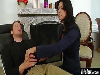 Tiukka anaali seksiä