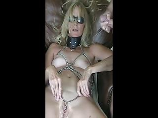 Leaked Celebrity Homemade Bdsm Video Of Housewive Star Pt 1