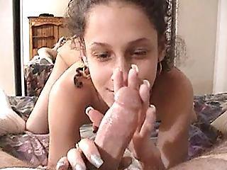 Fat Free Brunette Bitch Loves Whole Milk
