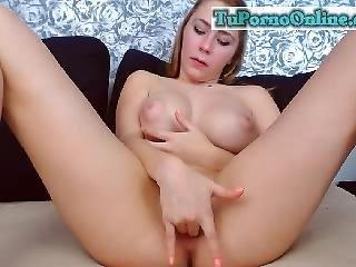 Caliente Latina en la webcam
