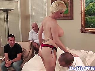 Married Milf Assfucked In A Cuckold Session