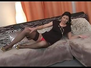 Hot European Milf And Younger Lover 33