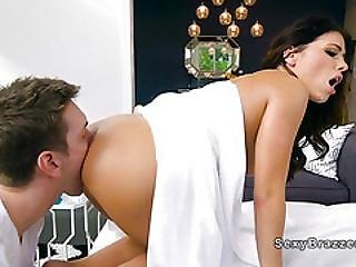 Masseur Anal Bangs Cheating Wife