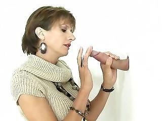 Lady Sonia Glory Room Cock Wank