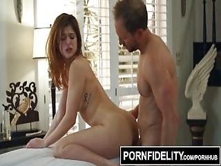 Pornfidelity   Leah Gotti%27s Pussy Gets A Massage And A Creampie