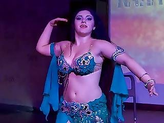 Hot Busty Teen Belly Dancer Alla Smyshlyaeva