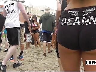 Perfect Ass Pawg At Rave