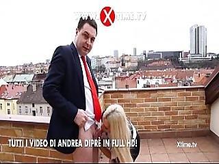 Andrea Dipre Like A Pornstar..a Real Fucking Machine