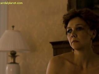 Maggie Gyllenhaal Sex From Behind In The Deuce Scandalplanet.com