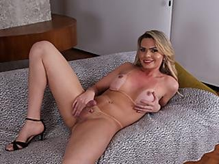 Sexy Tgirl Lara Gets Pounded Hard Anal By Her Boyfriend