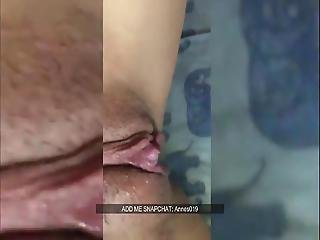 Shaved Hairy Pussy And Clitoris Lick Close Up