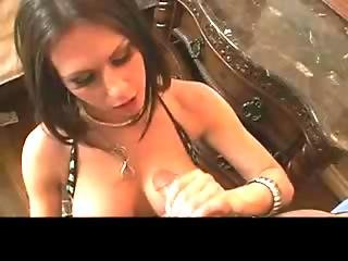 Hot Brunette Rachel Roxxx Fucked Hard 5