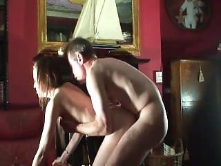 Pretty Teen Giving Head,getting Drilled