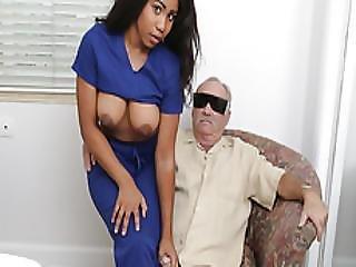 Gross Titte, Blasen, Schwarz, Ficken, Harter Porno, Krankenschwester, Alt, Alt Und Jung, Pornostar, Jung