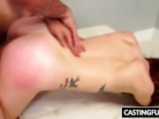 Hard Casting Fuck For Macy Monroe