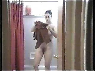 Quick Clip 2 (short Haired Cutie Candid Footage)