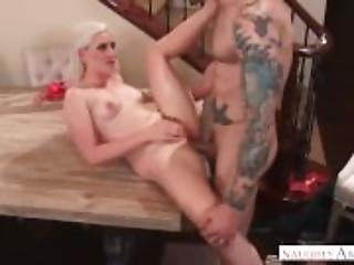Asian Mom Gave Her Son Sex With Blonde Aunt Niki Snow