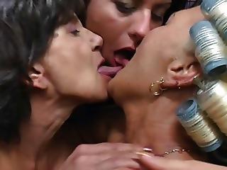 Gros Sein, Seins, Gouine, Lesbienne, Mature