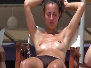 Sexy Topless Bikini Girls Hd Spy Cam
