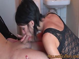 Hooker Tits Jizz Sprayed