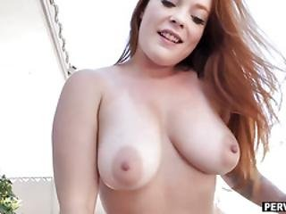My Big Boobs Stepmom Needs Her Tan Lotion Rubbed In