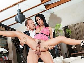 Rocco Siffredi Fucks And Fingers Italian Milf Til She Squirt