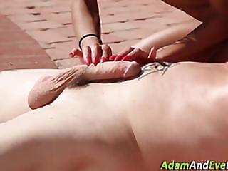 Babes Small Tits Drip Cum