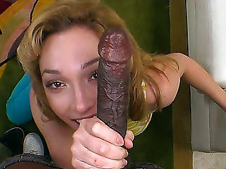 All Natural Ravishing Lily Labeau Takes Large Dark Ramrod Threatening-threatening Hd Porn