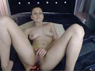 Camgirl Bb_25 (angie) Smoking, Masturbating, Dildo 060217 1h8m