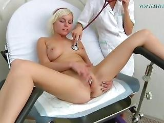 Petra Gyno Exam,doppler And Orgasm Heartbeat