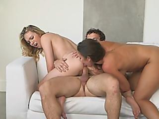 Hard Dick Pleasuring Lovely Girls