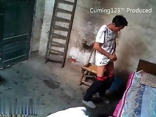 Peeping Chinese Man Fucking Callgirls 07